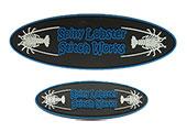 Lobster Stitch pvc label