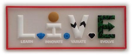 clear pvc label