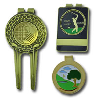 custom golf ball markers