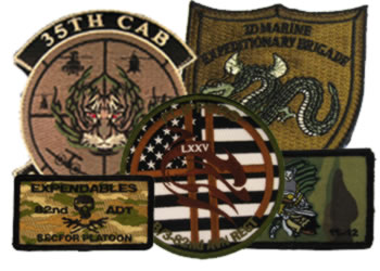 Multicam Patches