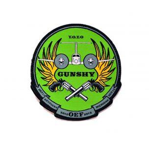 woven gunshy