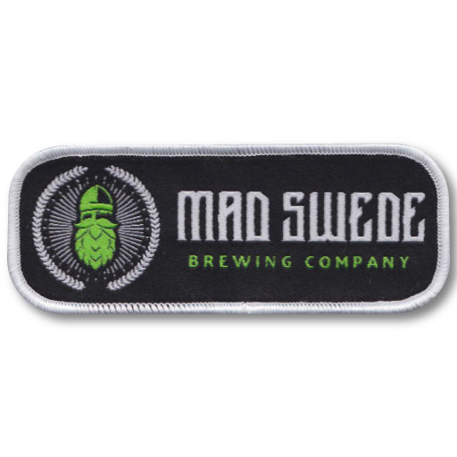 woven-brewery patch