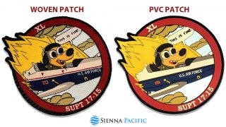 Woven Patch vs PVC Patch