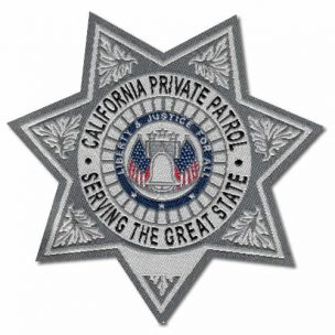 woven-police-badge-california-private-patrol