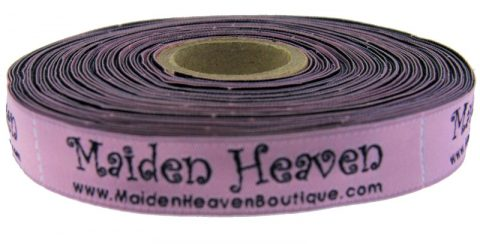 Woven Labels on a Roll – Woven Tapes