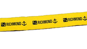 Woven Ribbon Tape For Leashes and Branding