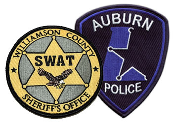 Law Enforcement & Police Patches