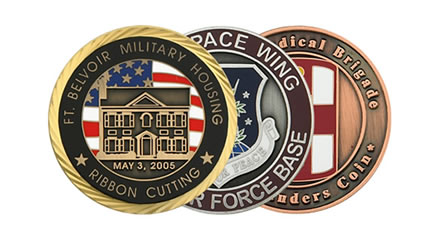 Wholesale - Custom Minted Coins