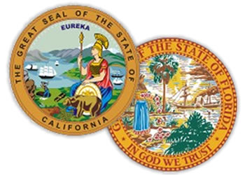 State Seal Patches